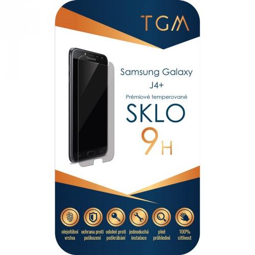 Ochranné sklo TGM na Samsung Galaxy J4+