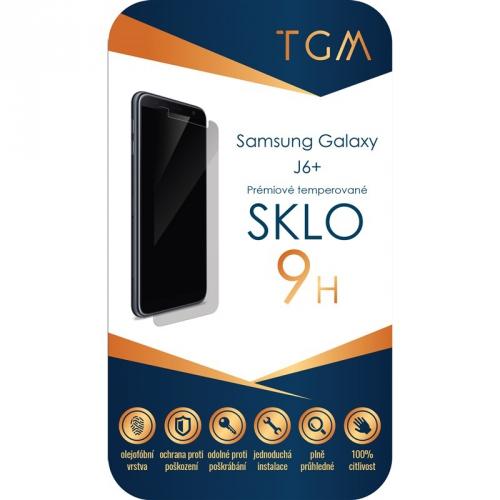 Ochranné sklo TGM pro Samsung Galaxy J6+