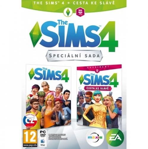 EA The Sims 4 Základní hra + Cesta ke slávě