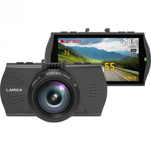 Autokamera LAMAX C9 černá