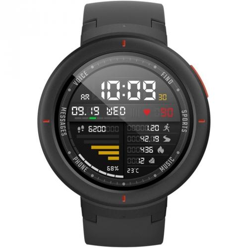 Chytré hodinky Xiaomi Amazfit Verge šedé