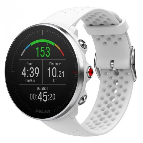 GPS hodinky Polar Vantage M, vel. M/L bílé + DOPRAVA ZDARMA