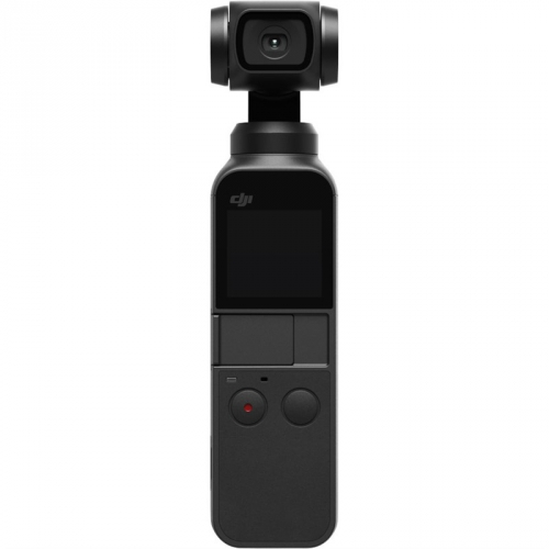 Outdoorová kamera DJI OSMO Pocket černá