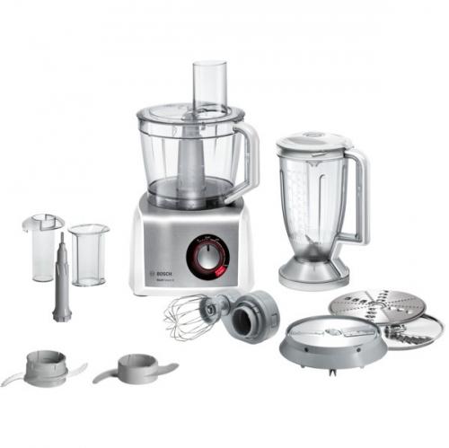 Kuchyňský robot Bosch MC812S814 bílý/nerez + DOPRAVA ZDARMA