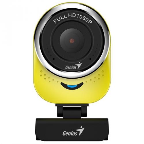 Webkamera Genius QCam 6000, Full HD žlutá