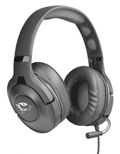 Headset Trust GXT 420 Rath Multiplatform černý