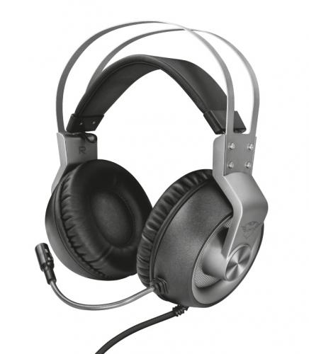 Headset Trust GXT 430 Ironn černý