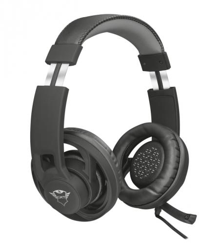 Headset Trust GXT 333 Goiya černý