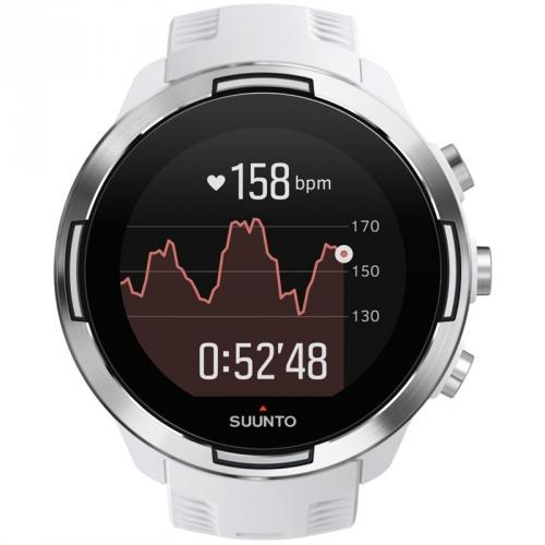 GPS hodinky Suunto 9 Baro - White