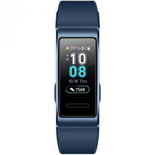Fitness náramek Huawei Band 3 Pro modrý