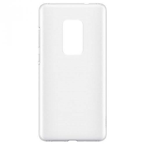 Kryt na mobil Huawei Mate 20 průhledný