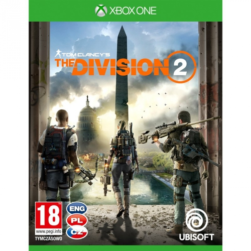 Hra Ubisoft Xbox One Tom Clancys The Division 2