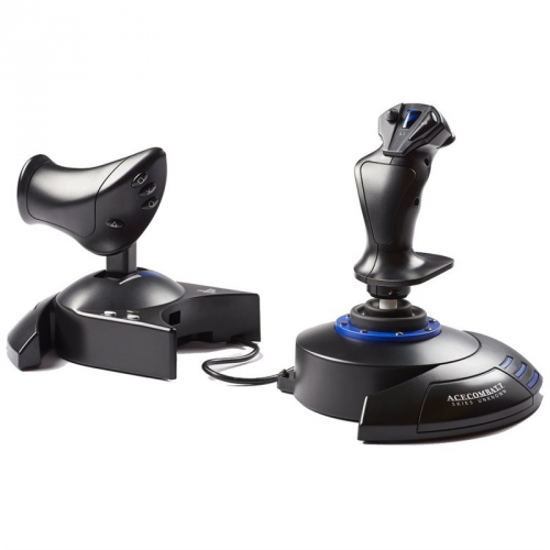 Fotografie Thrustmaster T. Flight Hotas 4 Ace Combat 7 pro PS4, PS4 PRO a PC