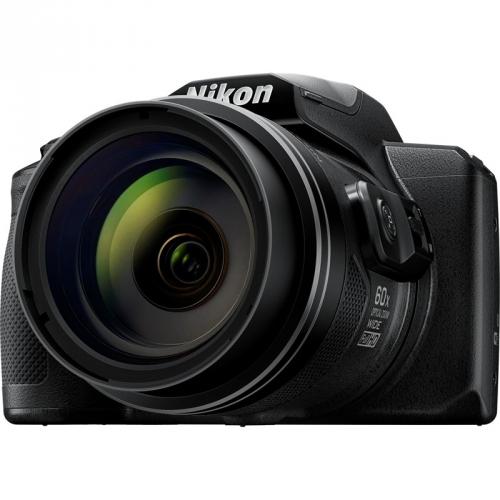 Digitální fotoaparát Nikon Coolpix B600 + brašna černý