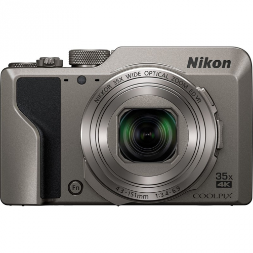 Digitální fotoaparát Nikon Coolpix A1000 stříbrný + DOPRAVA ZDARMA