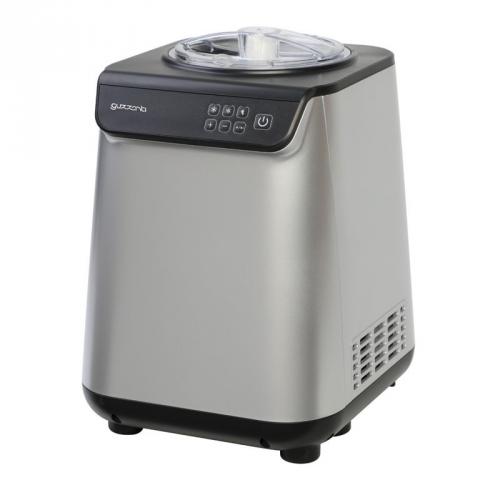 Zmrzlinovač Guzzanti GZ 151A stříbrný + DOPRAVA ZDARMA