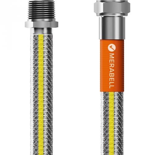 """Merabell R1/2""""-G1/2"""" 125cm"""