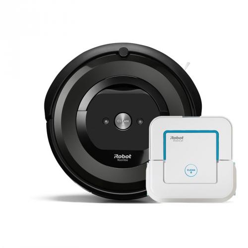 iRobot Roomba e5 + iRobot Braava jet 240