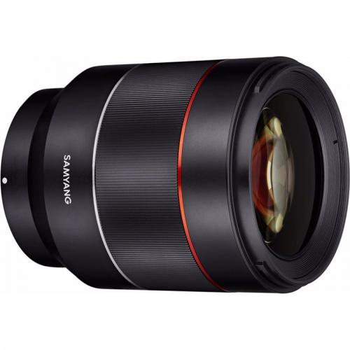 Objektiv Samyang AF 50 mm f/1.4 Sony FE černý + DOPRAVA ZDARMA