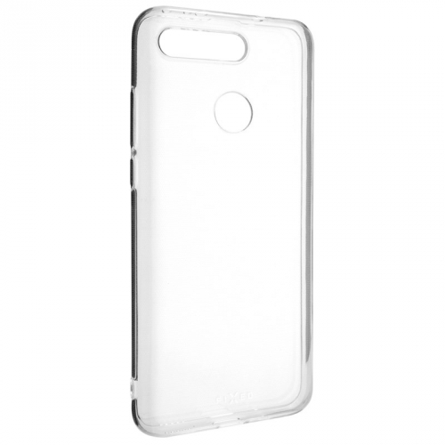 Kryt na mobil FIXED Skin pro Honor View 20 průhledný