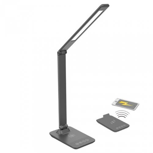 Solight stmívatelná, 10W, bezdrátové nabíjení telefonu