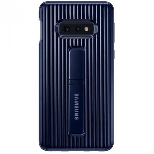 Kryt na mobil Samsung pro Galaxy S10e (EF-RG970CLEGWW) modrý