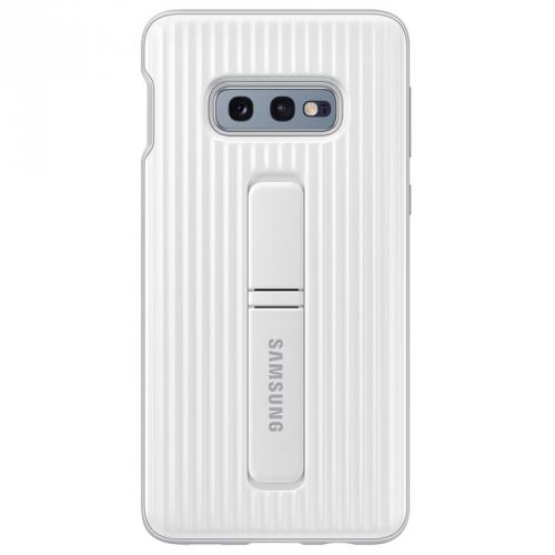 Kryt na mobil Samsung pro Galaxy S10e (EF-RG970CWEGWW) bílý