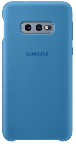 Kryt na mobil Samsung pro Galaxy S10e (EF-PG970TLEGWW) modrý