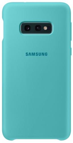 Kryt na mobil Samsung pro Galaxy S10e (EF-PG970TGEGWW) zelený