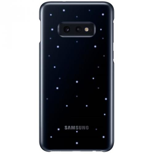 Kryt na mobil Samsung LED pro Galaxy S10e (EF-KG970CBEGWW) černý