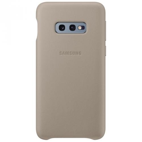 Kryt na mobil Samsung pro Galaxy S10e (EF-VG970LJEGWW) šedý