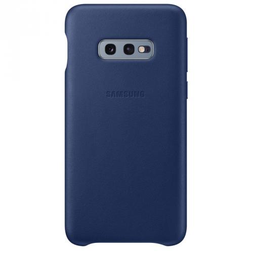 Kryt na mobil Samsung pro Galaxy S10e - navy (EF-VG970LNEGWW)