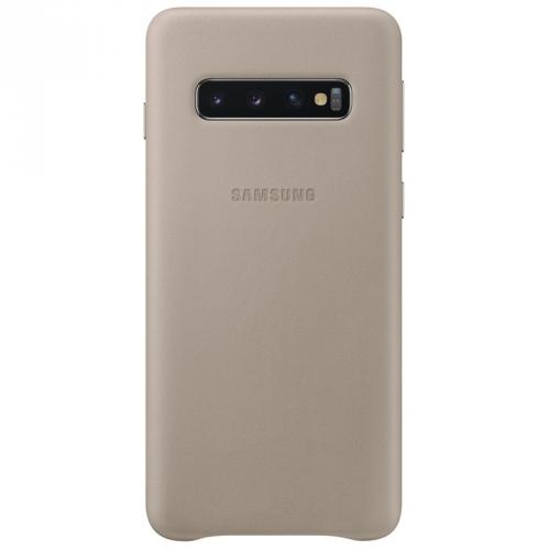 Kryt na mobil Samsung pro Galaxy S10 (EF-VG973LJEGWW) šedý