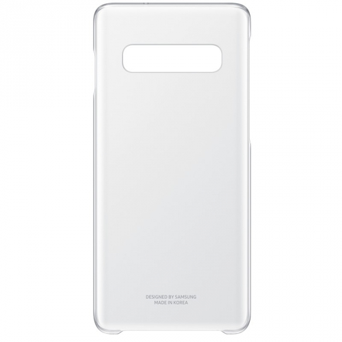 Kryt na mobil Samsung pro Galaxy S10 (EF-QG973CTEGWW) průhledný