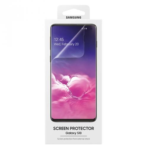 Ochranná fólie Samsung pro Galaxy S10 (ET-FG973CTEGWW)