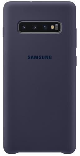 Kryt na mobil Samsung pro Galaxy S10+ - navy (EF-PG975TNEGWW)