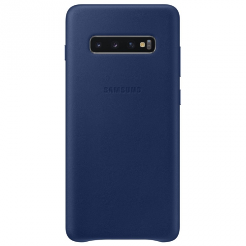 Kryt na mobil Samsung pro Galaxy S10+ - navy (EF-VG975LNEGWW)