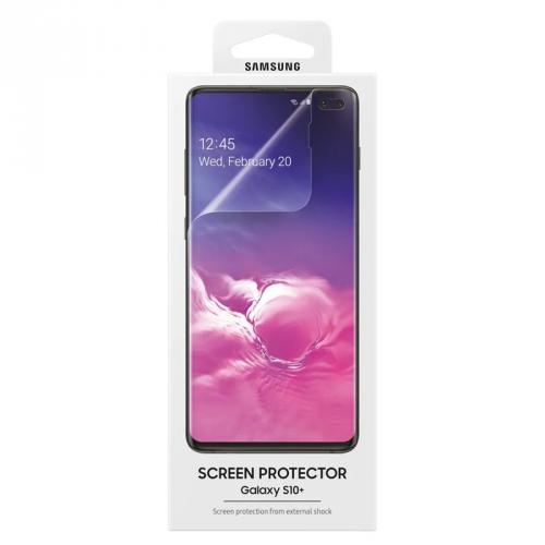 Ochranná fólie Samsung pro Galaxy S10+ (ET-FG975CTEGWW)