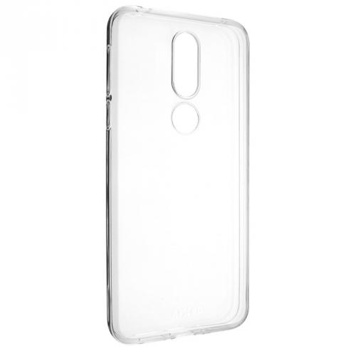 Kryt na mobil FIXED na Nokia 7.1 průhledný