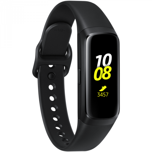 Fitness náramek Samsung Fit (SM-R370NZKAXEZ) černá