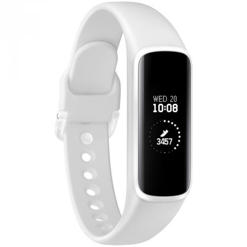 Fitness náramek Samsung Fit e (SM-R375NZWAXEZ) bílá