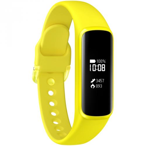 Fitness náramek Samsung Fit e (SM-R375NZYAXEZ) žlutá