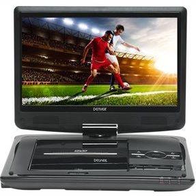 DVD přehrávač Denver MT-1080T2H černý + DOPRAVA ZDARMA
