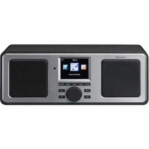 Internetový radiopřijímač Lenco DIR-150 černé