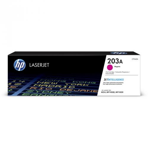 HP 203A, 1300 stran,