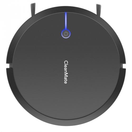 Robotický vysavač CleanMate RV500 černý