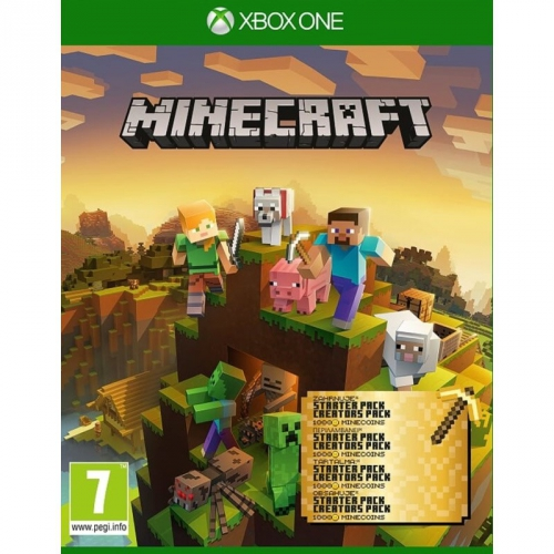 Hra Microsoft Xbox One Minecraft Master Collection
