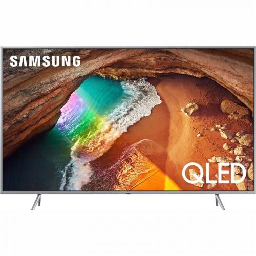Televize Samsung QE49Q67R stříbrná