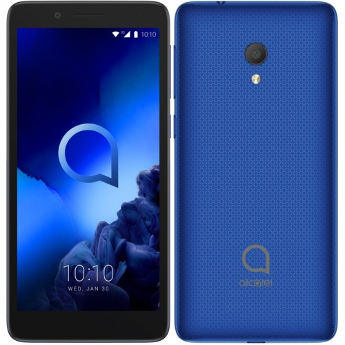Mobilní telefon ALCATEL 1C 2019 Dual SIM modrý