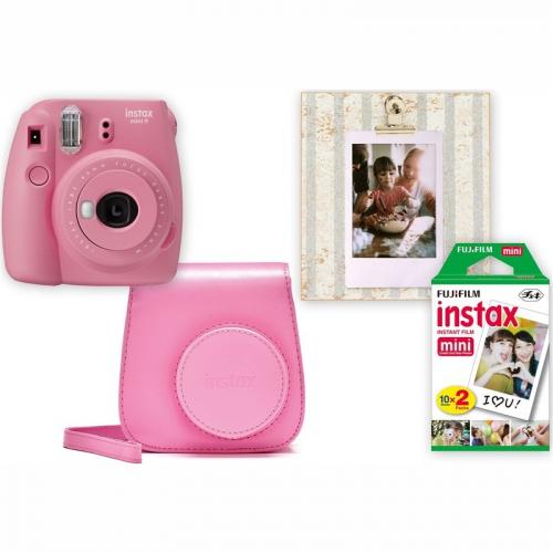 Fujifilm Instax mini 9 + pouzdro